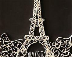 this site shows how to do architectural quilling! Can't wait to make the eiffel tower :D