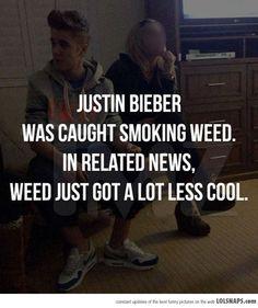 Smoking Weed...