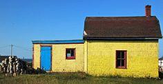Iles de la Madeleine by indigonat, via Flickr   Québec, Canada