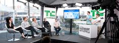 Startups Are Taking Over CES #Startups #Tech