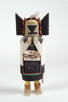 Hopi, Crow Mother Kachina