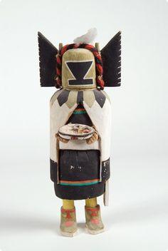 Hopi, Crow Mother Kachina