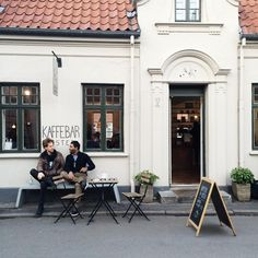 AARHUS La Cabra Coffee (photo by aram ostadian-binai)