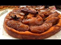 Γαλλική Μηλόπιτα Tart Tatin | 16.1.2020 - YouTube Waffles, French Toast, Breakfast, Recipes, Food, Youtube, Tarte Tatin, Morning Coffee, Recipies