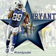 Dallas Cowboys-Can't freakin wait to see what this beast does this season!!!