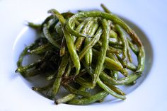 Roasted Green Beans | Award-Winning Paleo Recipes | Nom Nom Paleo