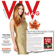 """VivMag wonders """"After the Bacon Shortage Scare, Could Pickles and Kale Be Next?"""" Read the nice writeup on 50 Shades of Kale: #50shadesofkale"""
