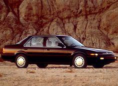 1986 Accord sedan