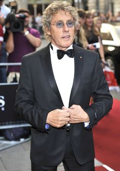 My name is Daltrey. Roger Daltrey. On Her Majesty Music Service.
