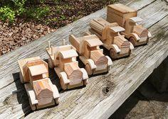 Wooden Toys by Don Russell, instructor at the John C. Campbell Folk School | folkschool.org #folkschool #brasstown