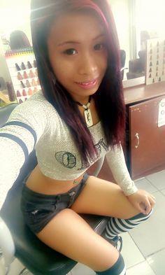 Sexy Filipina selfie #pinay