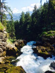 Gollinger Wasserfall, Austria. 8/6/2015
