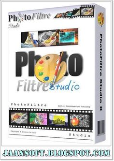 PhotoFiltre Studio X 10.12.1 Download For Windows