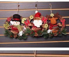 aeProduct.getSubject() Christmas Wreaths, Christmas Decorations, Xmas, Christmas Ornaments, Holiday Decor, Corner, Home Decor, Wreaths, Ideas