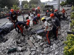 MANILA — The death toll from a earthquake that struck the central Philippine island of Bohol yesterday rose to 93 as of press time, as rescuers struggled to reach patients in a collapsed hospital. Cebu City, Bohol, School Building, Manila, Mother Nature, Philippines, Southern, Island, World