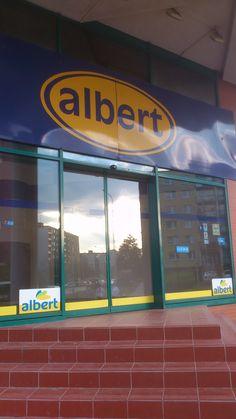 En mi barro había un supermercado Albert.