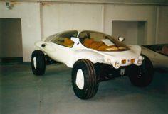 1987 Lada Gorbi by Luigi Colani