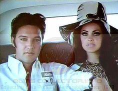Elvis and Priscilla in Hawaii