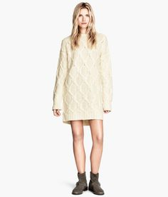 Sweaterdress for the winther❄️