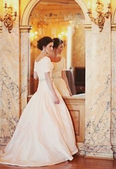 #modest #wedding #dress #sleeves by kristina