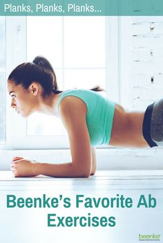 Looking for some great ab exercises for women? We share our favorite ab exercises for beginners and above. You can do these ab workouts at home - no special equipment required.