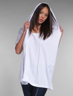 complexgeometries Square Hood Tee