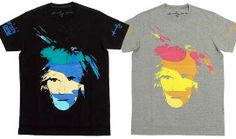 andy warhol t shirts