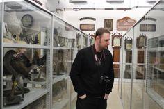 "Exploring ""What's In Store"" at the Herbert Art Gallery & Museum."