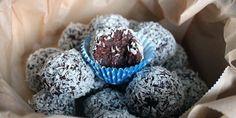 Vegan Snacks, Vegan Recipes, Vegan Food, Healthy Food, Raw Cake, Danish Food, Raw Desserts, Fabulous Foods, Fritters