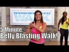 20 Minute Walk at Home Exercise | Fitness Videos - YouTube