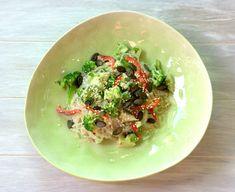 bushcooks kitchen: Thai-Reisnudelsalat mit Melone Sebastian Copien: Die vegane Kochschule