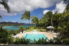 Villa Saint-Barth piscine
