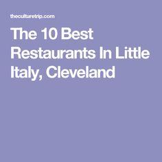 7 Best Cleveland East Side Spots Images