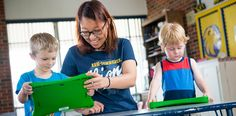 Augmented learning: Using Augmented Reality in schools - Innovate My School - many ideas here