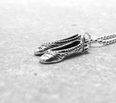 Ballet Necklace Ballet Jewelry Ballet Pendant by GirlBurkeStudios #ballet #dance #necklace #jewelry