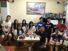 TeensF 家訪謝家@23-7-2016