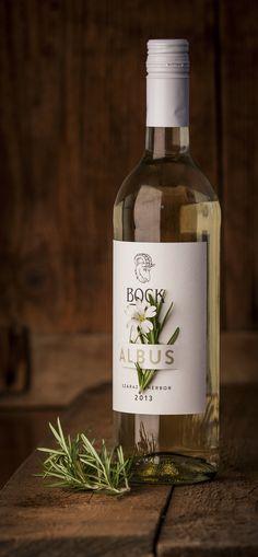 Bock Albus wine Packaging on Bechance