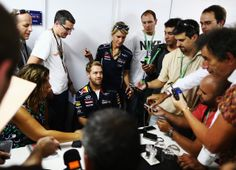 I want Britta's JOB :D #BrazilianGP #F1