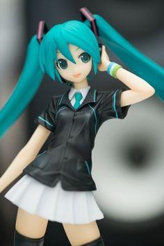 Hatsune Miku Figure Family Mart Ver. Happy Kuji A Prize Figure 1/8 Scale Limited Edition