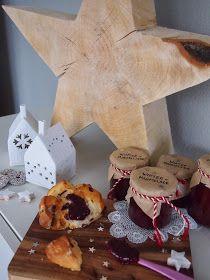 dieZuckerbäckerei: Winter - Marmelade Chutneys, Winter Marmelade, Marmalade, Food Gifts, Winter Wonderland, Bakery, Sweets, Dinner, Food Ideas
