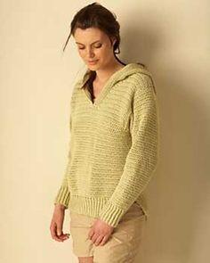 Hoodie Free Crochet Pattern