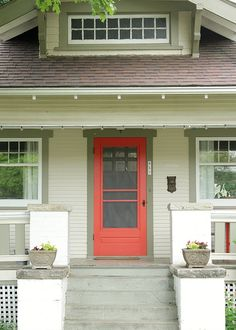 Best Door Colors door colors for sage green house | sage green siding w/ white trim
