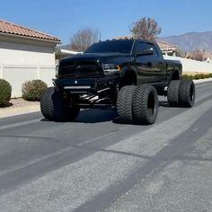 Jacked Up Trucks, Ram Trucks, Dodge Trucks, Cool Trucks, Diesel Pickup Trucks, Dodge Cummins Diesel, Best Luxury Cars, Luxury Suv, Dodge Ram Lifted