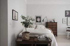 Traditional meets new Nordic in a beautiful Swedish home