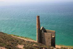 Wheal Coates, South West Coast Path, Cornwall