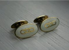 OPRO Vintage Norwegian Gilded Sterling Silver and by NordicPassion Beautiful Patterns, Cufflinks, My Etsy Shop, Buy And Sell, Sterling Silver, Gold, Handmade, Stuff To Buy, Accessories