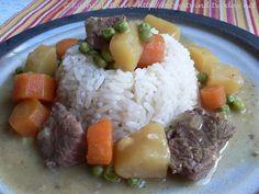 Rindfleisch-Curryreis japanische Art - kuechenlatein.com