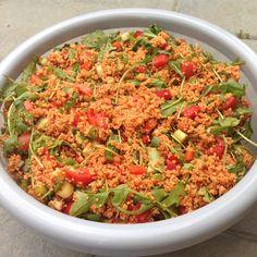 Hirse-Salat
