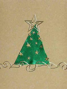 Valmiista korttipohjista ja tarroista syntyy kätevästi itse tehtyjä joulukortteja, joita voi askarrella yhdessä lasten kanssa. Katso kuusi helppoa...