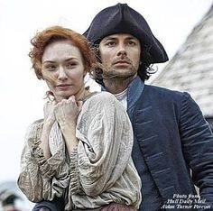 Aidan Turner will reprise his role as Ross Poldark for the second series of the BBC One drama, and Eleanor Tomlinson will be back as Demelza Bbc Poldark, Poldark 2015, Demelza Poldark, Poldark Series, Ross Poldark, Poldark Books, Eleanor Tomlinson, Elizabeth Gaskell, My Fair Lady
